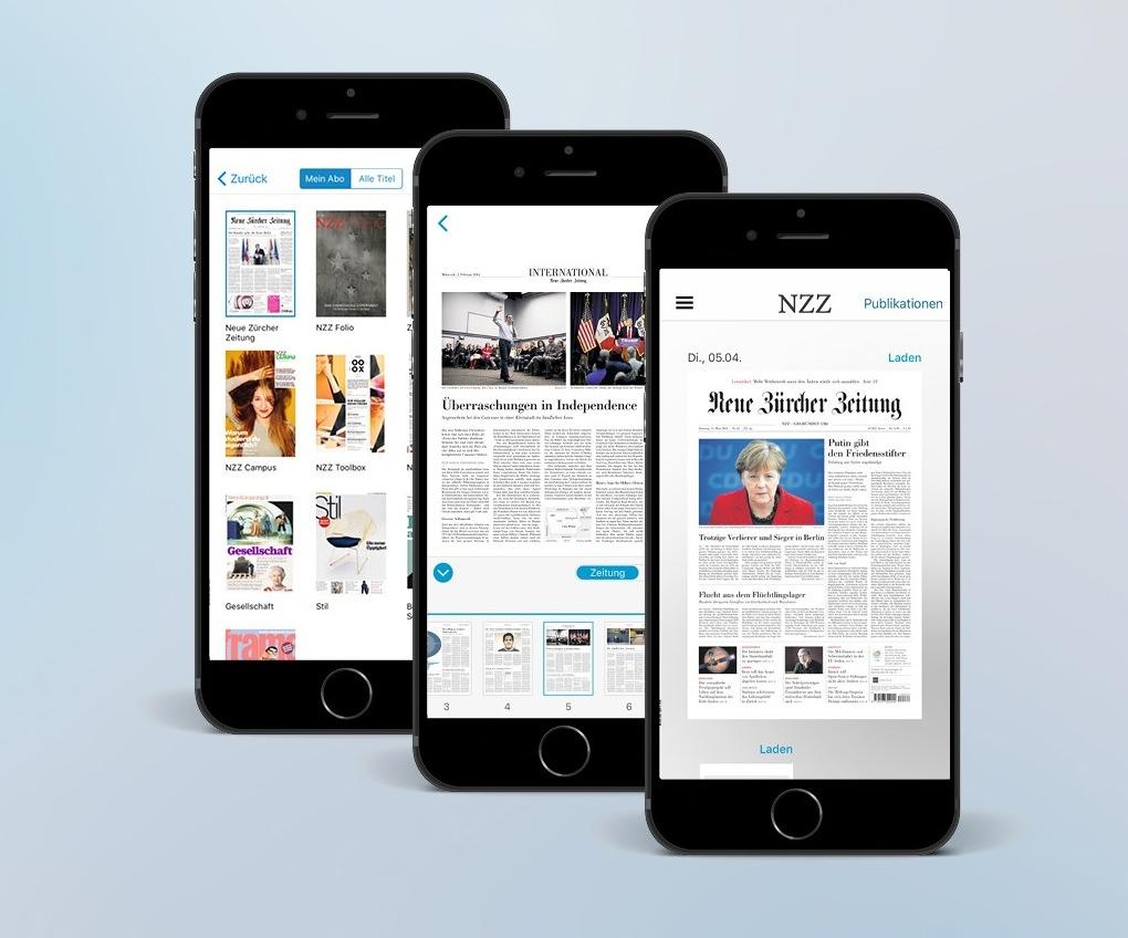 nzz app